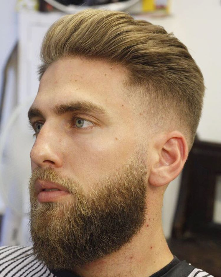 hair mens styles cool s hairstyles with beards 7628