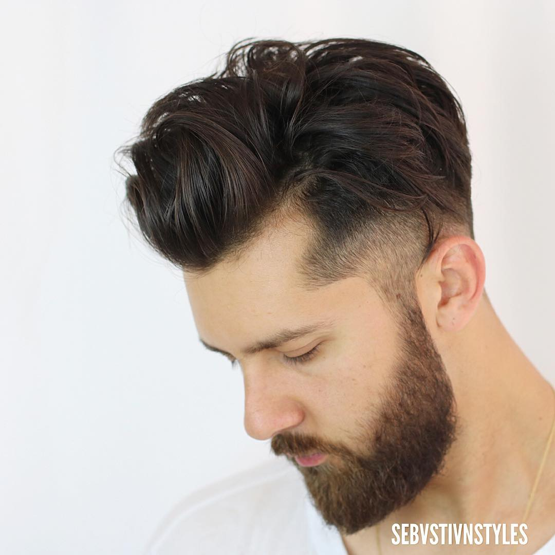 Long Hair Mens Hairstyle