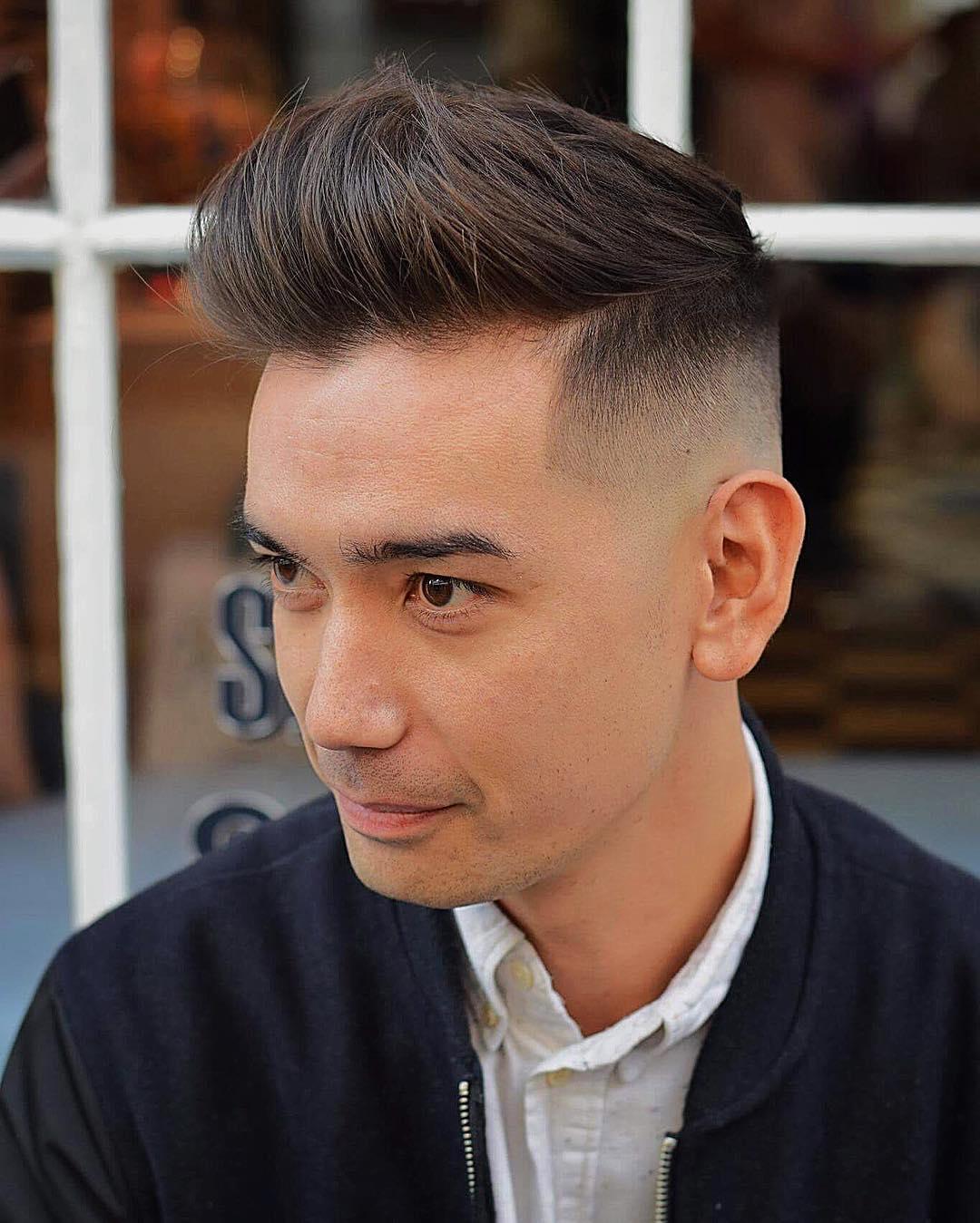 Peachy Best Men39S Haircuts Hairstyles For A Receding Hairline Short Hairstyles Gunalazisus