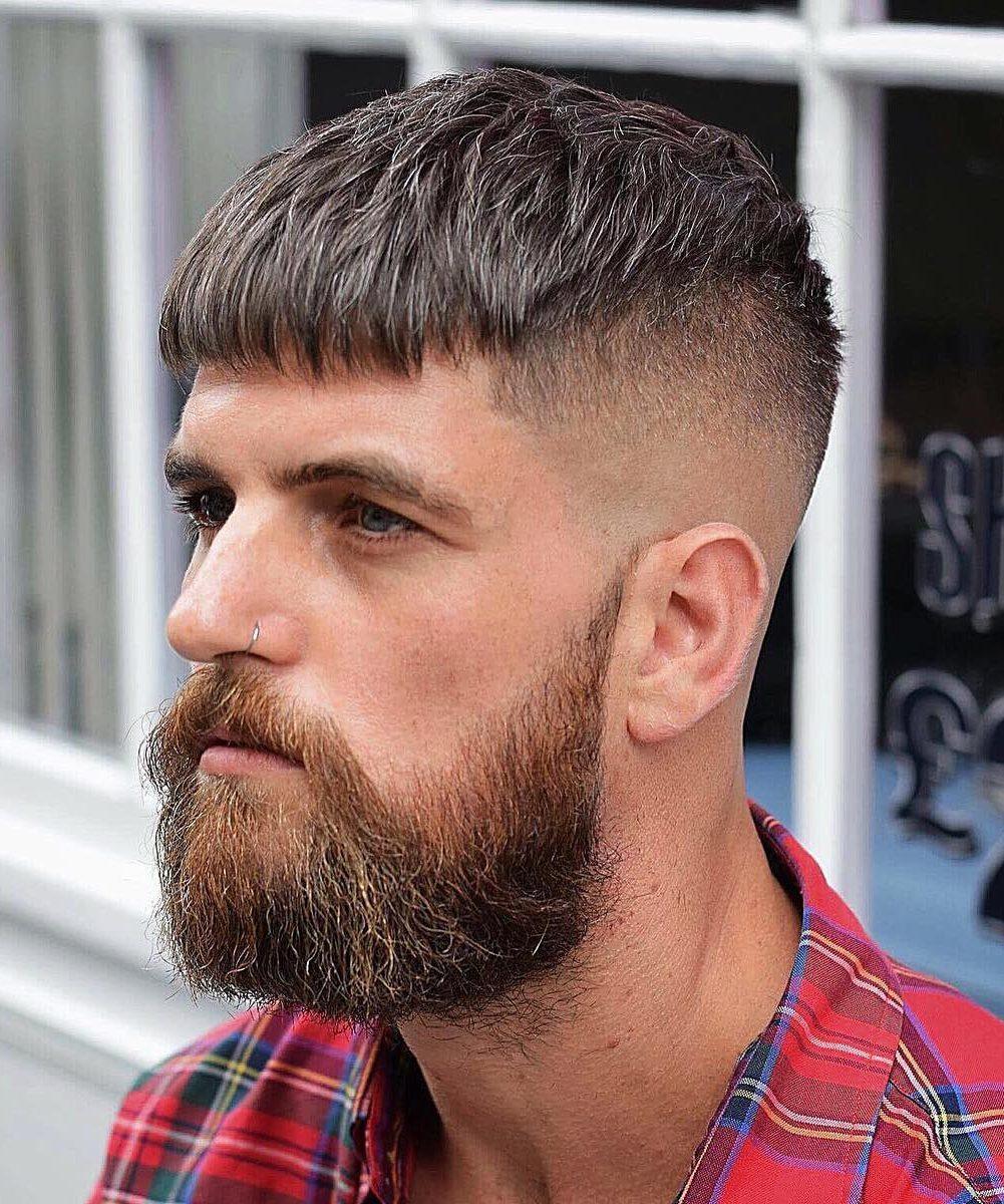 Strange Cool Men39S Hairstyles With Beards Short Hairstyles For Black Women Fulllsitofus