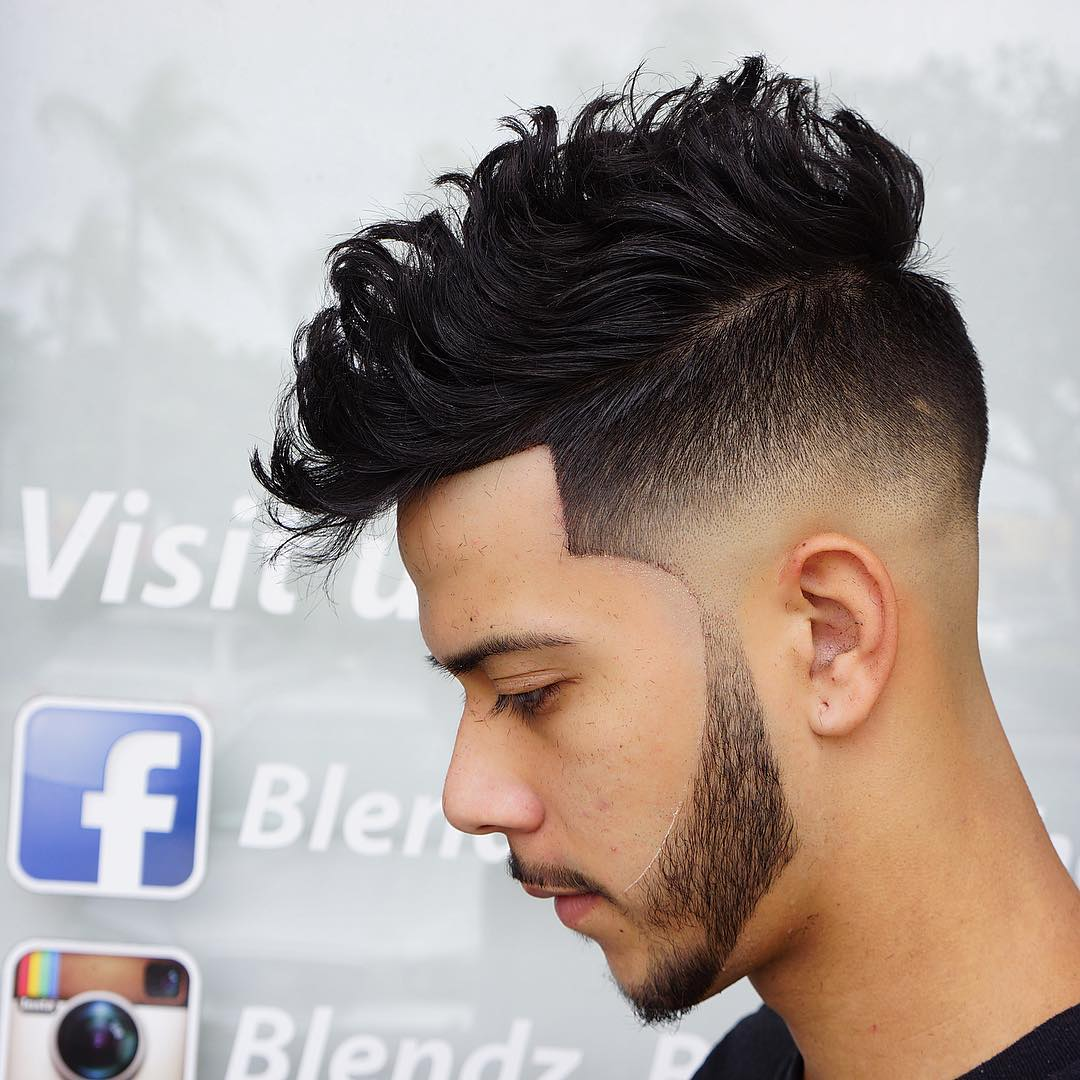 15 new haircuts hairstyles for men with thick hair thick wavy mens hairstyle bald fade urmus