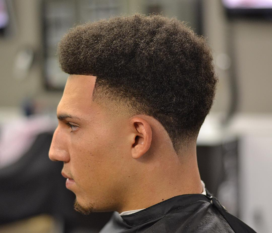 drewdabarber-taper-fade-haircut-for-black-men
