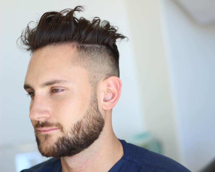 Undercut Hairstyles: 27 Cool Hairstyles For Men 2017
