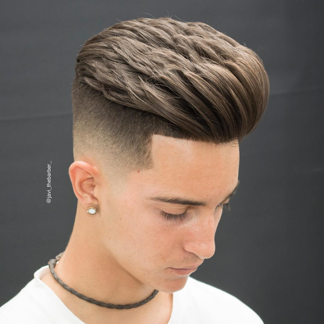 Très 100+ New Men's Hairstyles For 2017 DI02