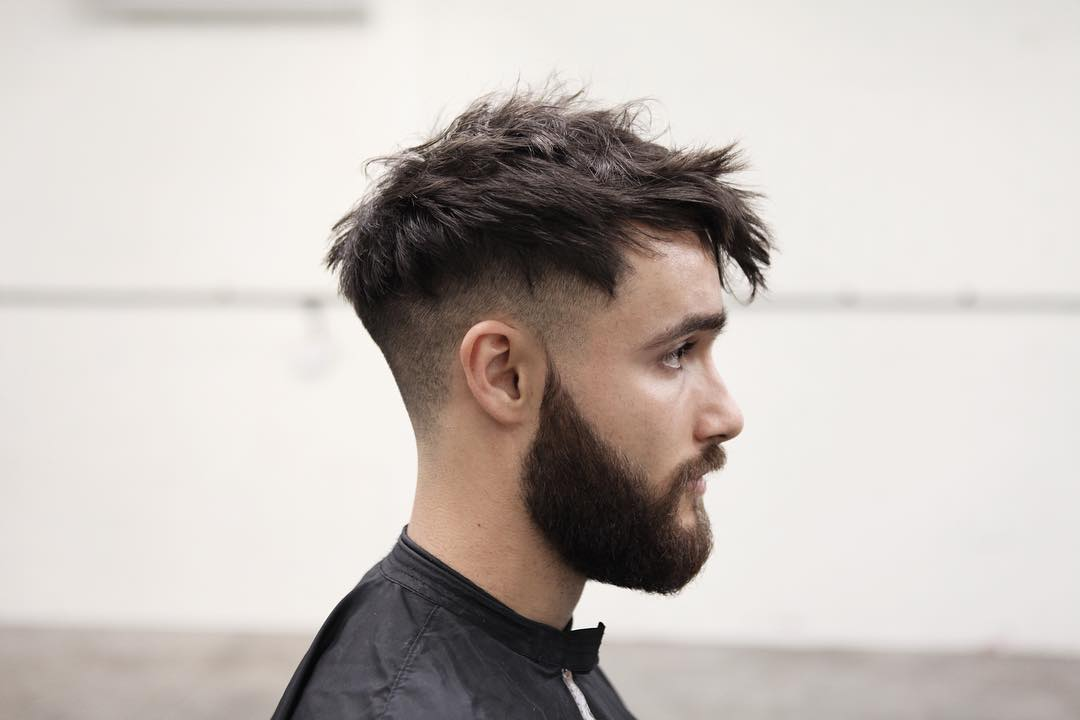 Men Hairstyles: 49 Cool Short Hairstyles + Haircuts For Men (2017 Guide