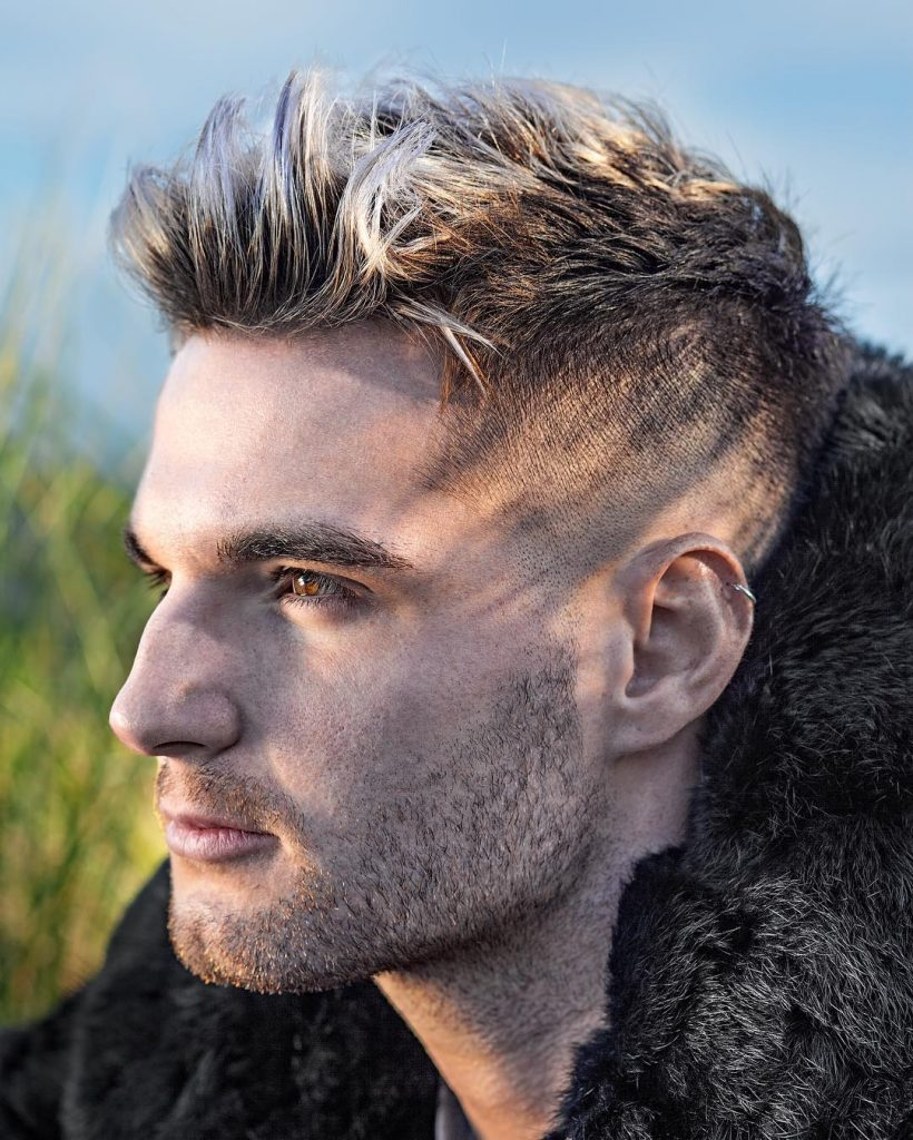 Men's Hairstyles Trends Haircuts For Men 2018 FashionBeans 86