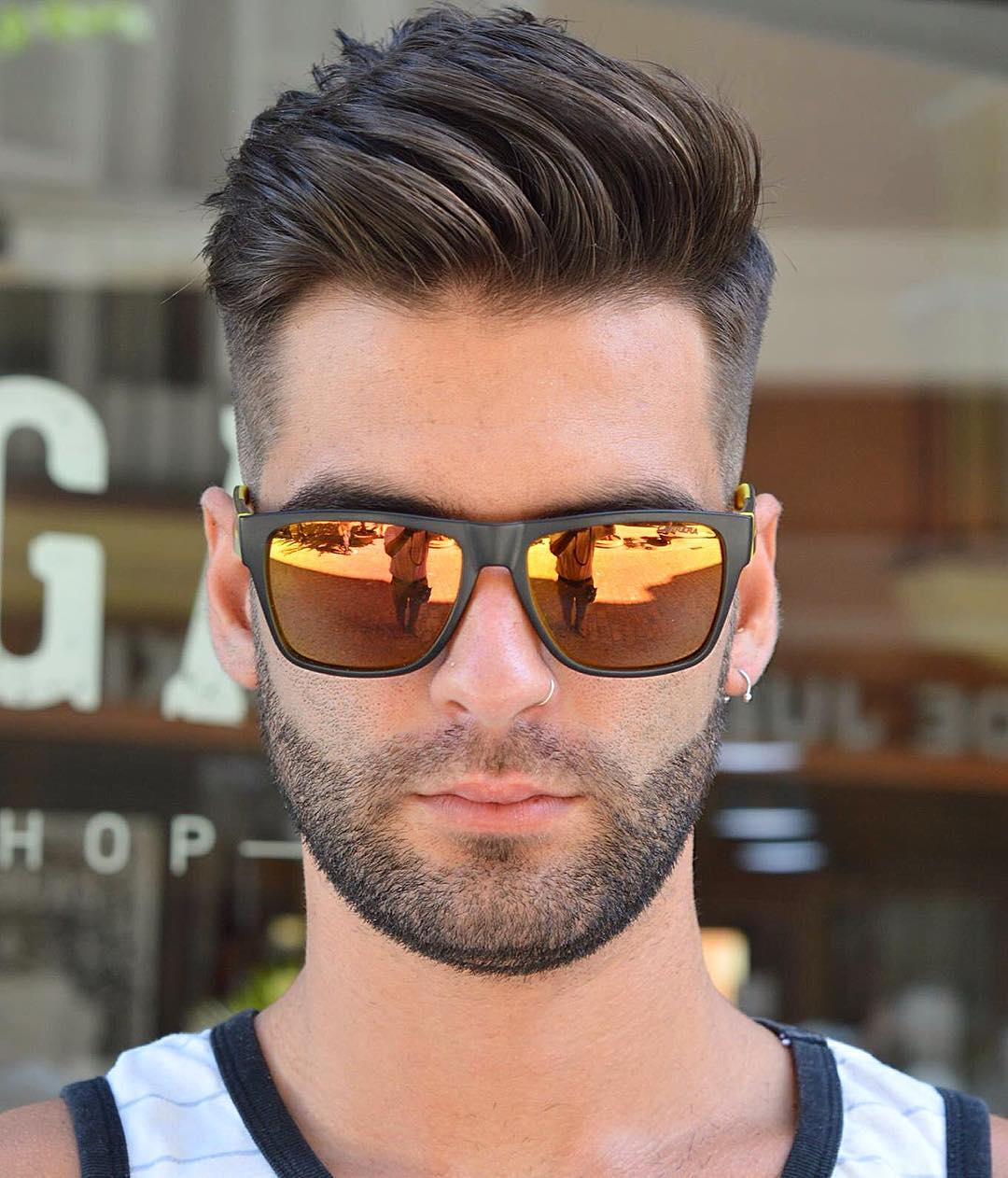 Latest Men Hairstyles tips hairstyle simple