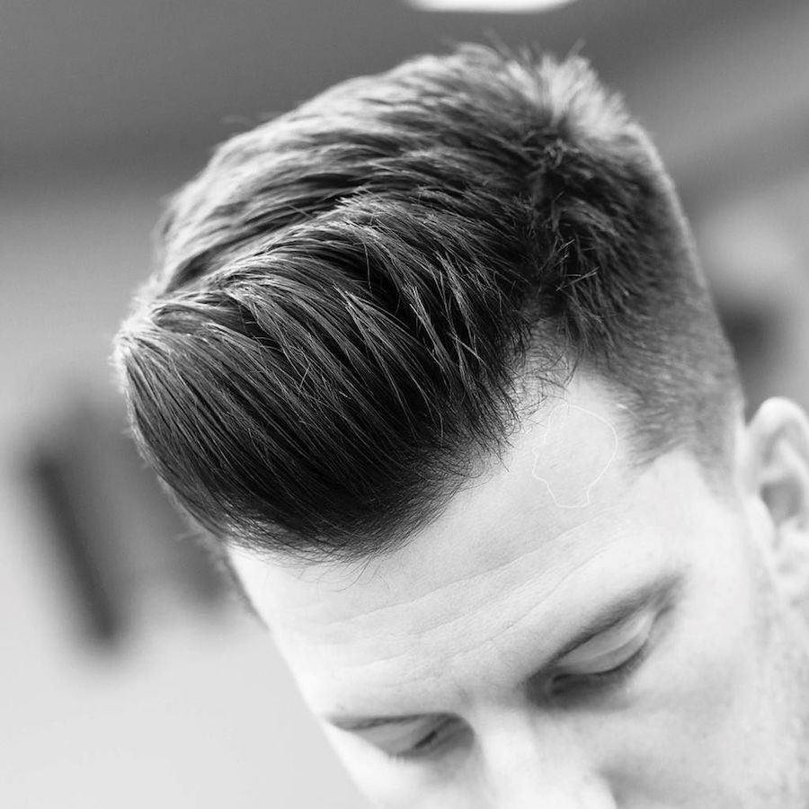 Textured Hairstyles For Men - image andrewdoeshair_and-classic-mens-haircut-2017-new on https://alldesingideas.com