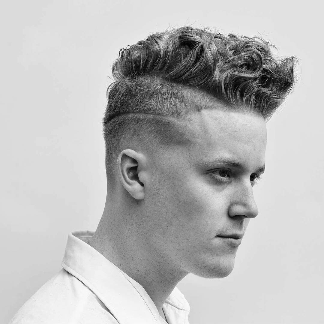 The 50 Best Curly Hair Men\'s Haircuts + Hairstyles of 2018