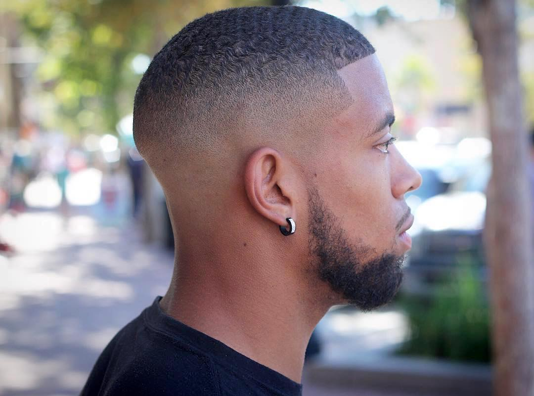 Black Men Hair Cut Styles: 100+ Cool Short Haircuts For Men (2017 Update