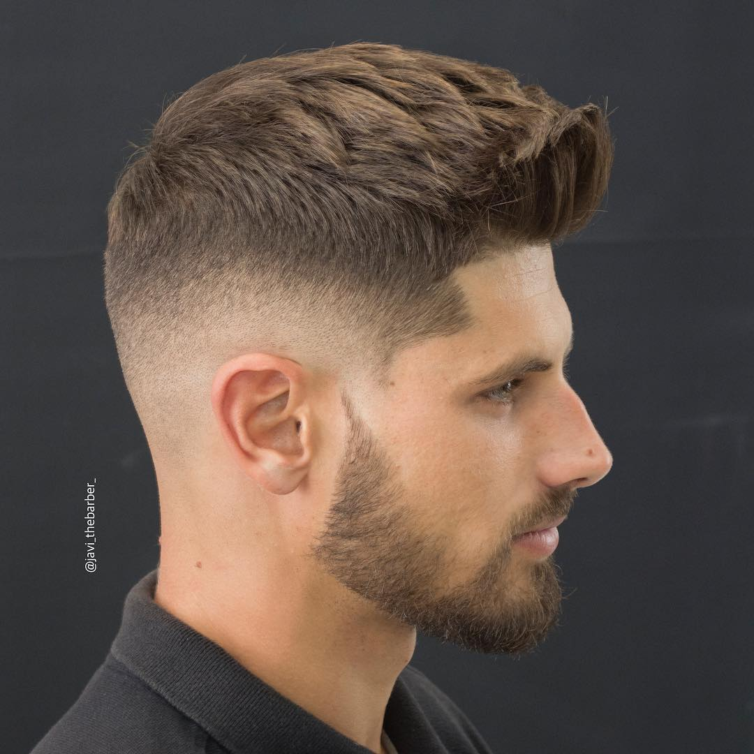 Short hairstyles 2017 for men - Cool Short Hairstyle For Men