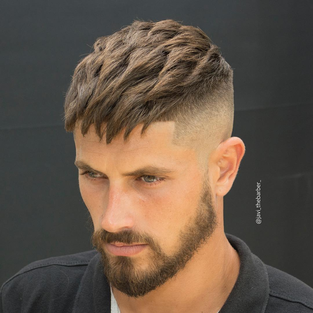 120+ Short Hairstyles For Men That Are NEW + Cool For 2020