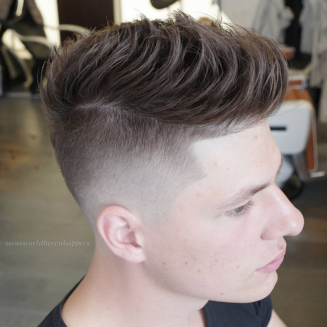 disconnected undercut. Haircut