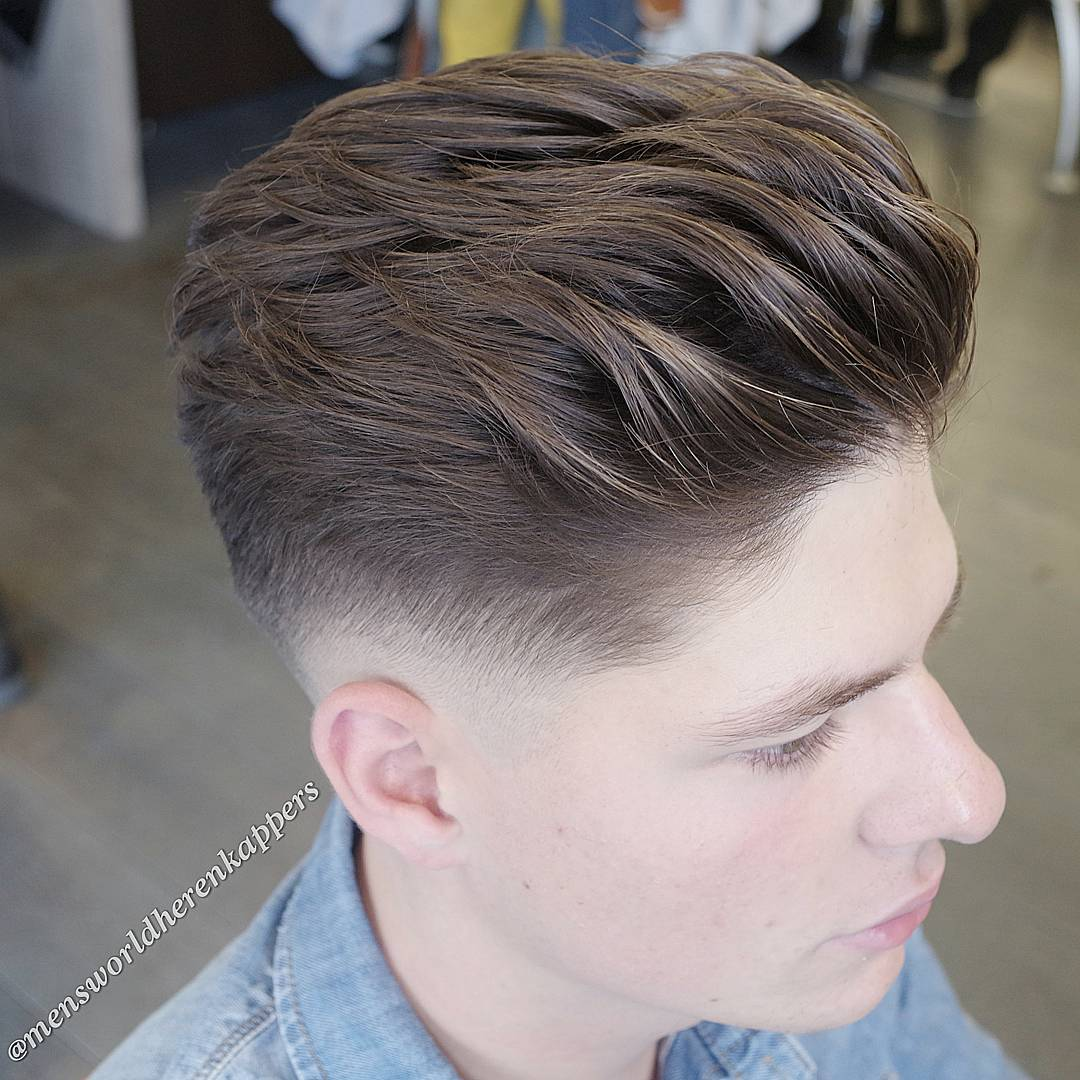 Haircut By Men S World Herenkers