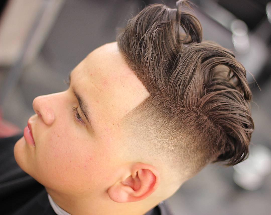 New Hairstyles For Men - Hairstyle undercut terbaru