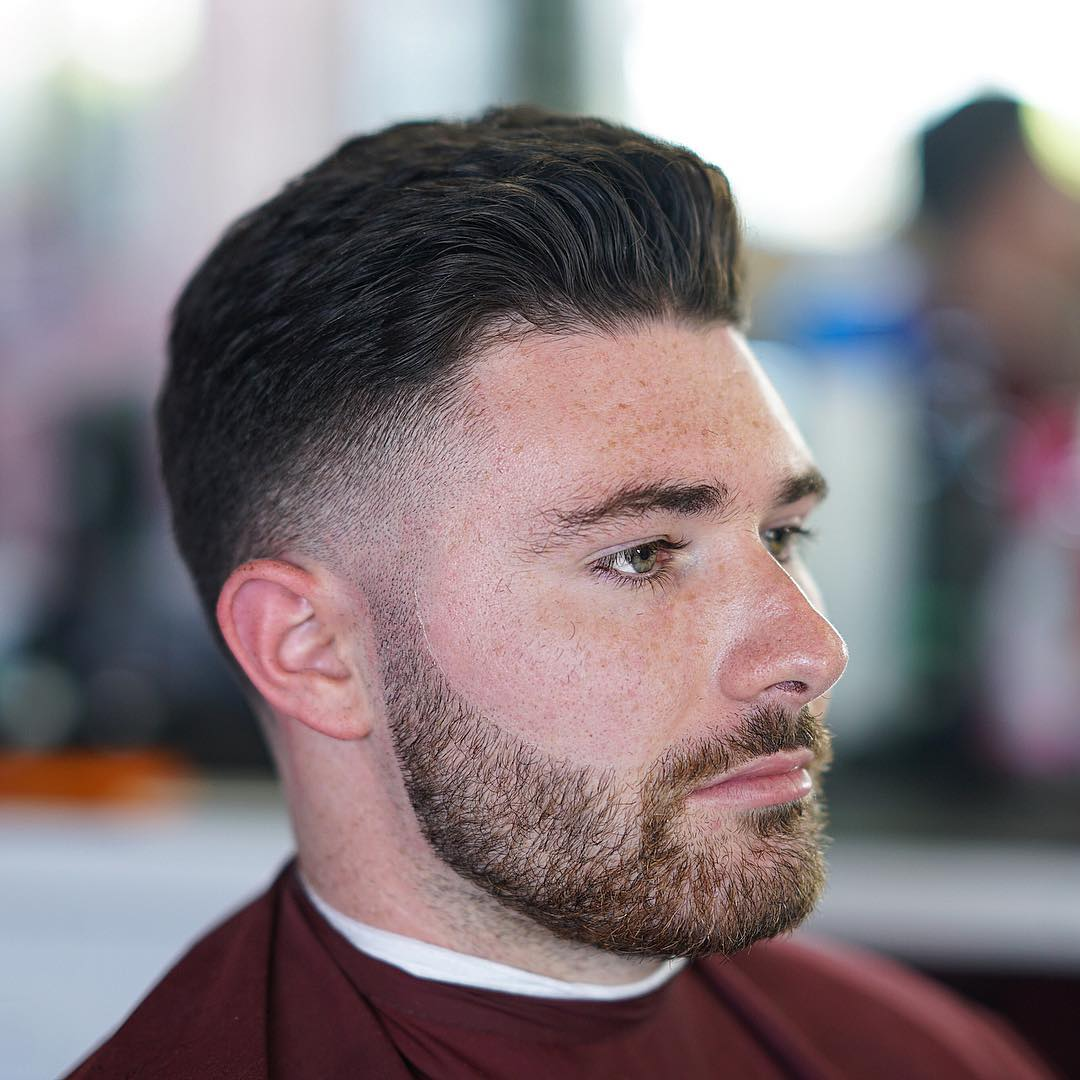 Textured Hairstyles For Men - image patty_cuts-classic-short-haircut-for-men-2017-new on https://alldesingideas.com