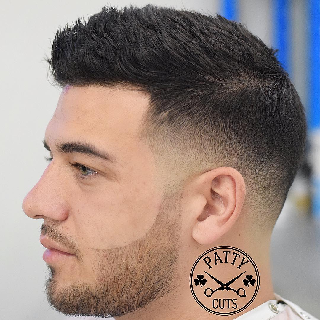 Superb 125 Short Hairstyles For Men Hairstyles For Women Draintrainus