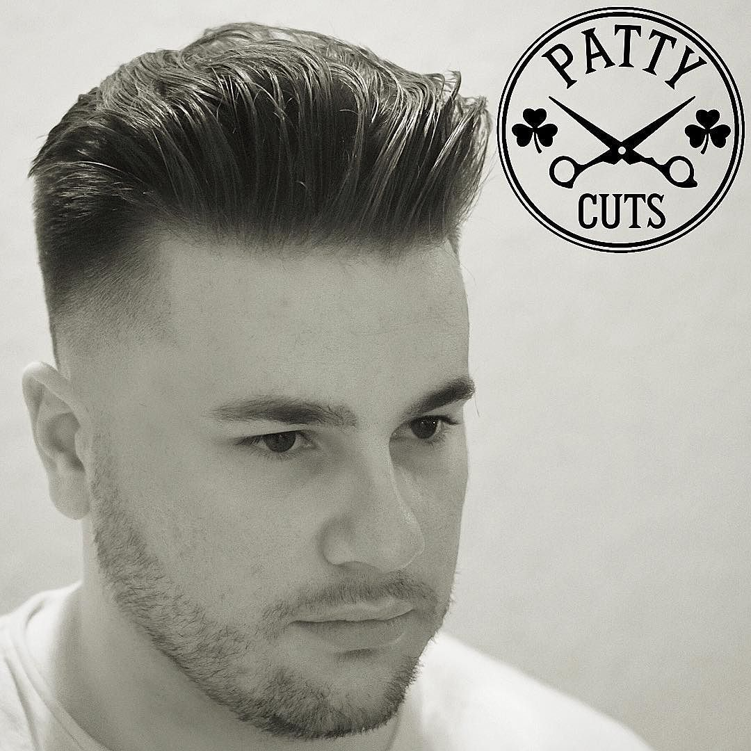 Textured Hairstyles For Men - image patty_cuts_and-classic-mens-hairstyle-2017-new on https://alldesingideas.com