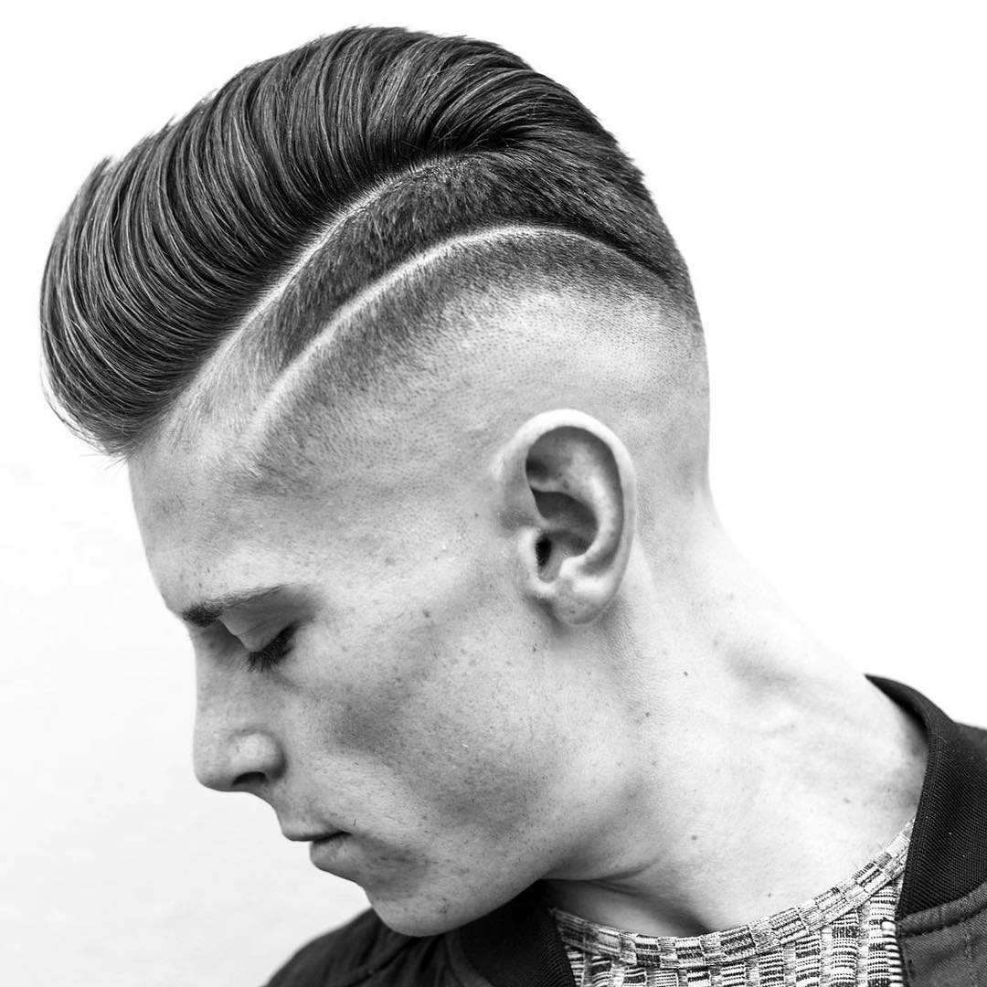 80 new hairstyles for men 2017 double surgical part pompadour hairstyle for men urmus Image collections