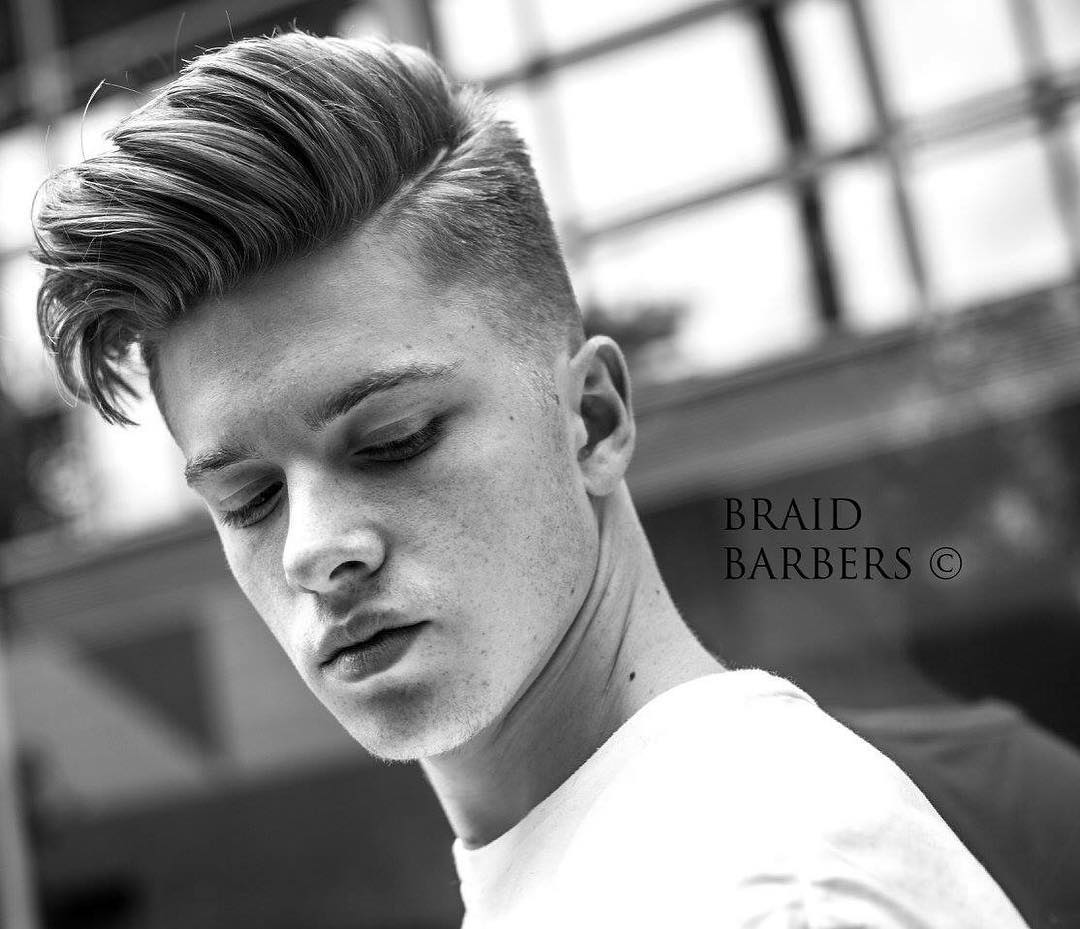 Hairstyles For Men With Thick Hair - image r.braid-thick-hair-natural-movement-2017-new on https://alldesingideas.com