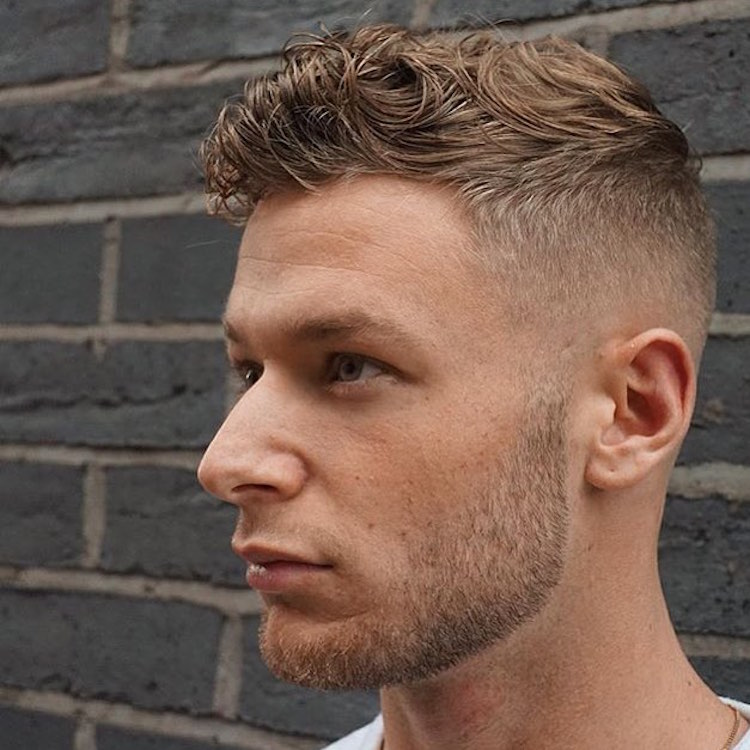 Cool Short Haircuts For Guys 2017 : Wavy hairstyles for men 2017