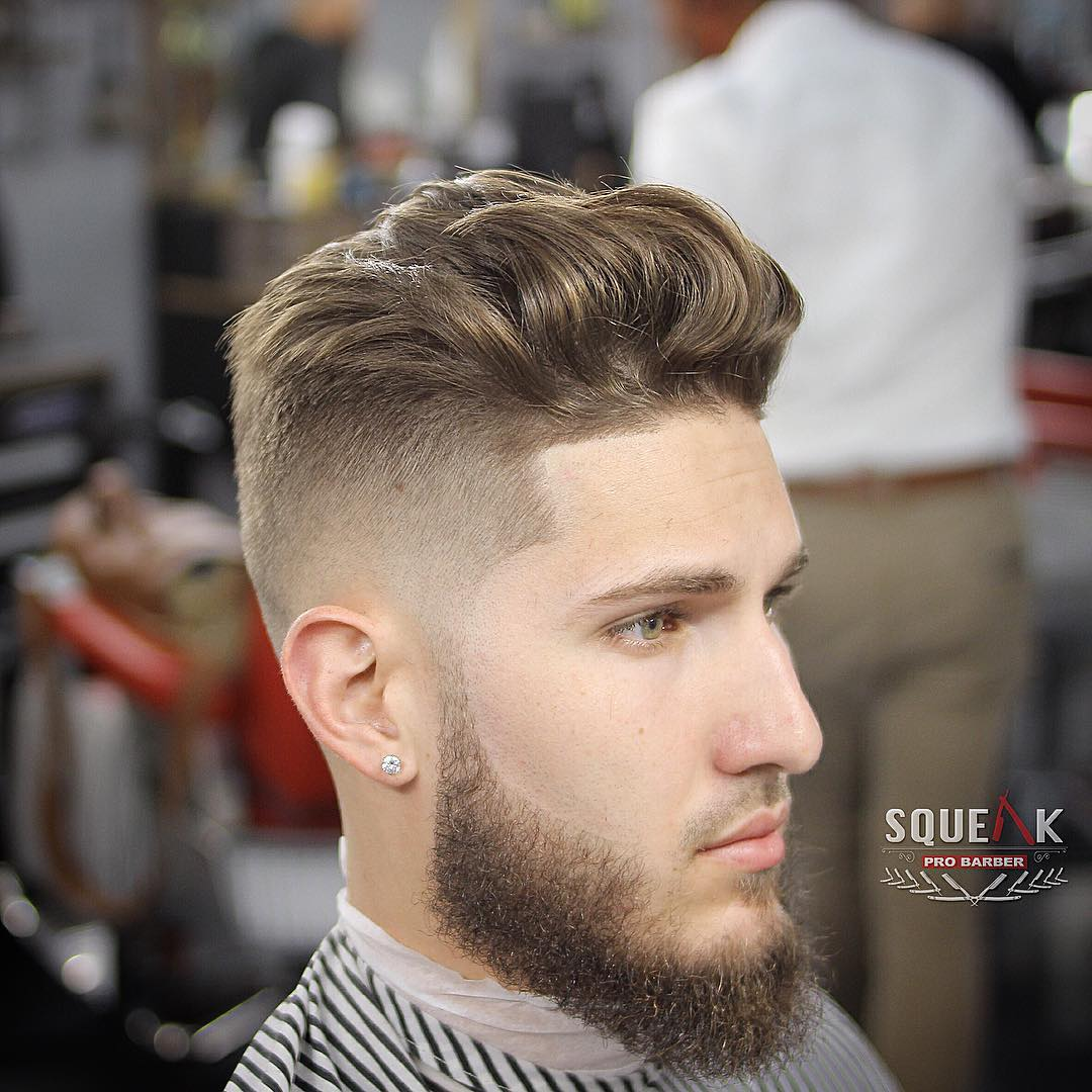 The Best Men's Haircuts To Get In 2019 - image squeakprobarber-medium-mens-hairstyle on https://alldesingideas.com