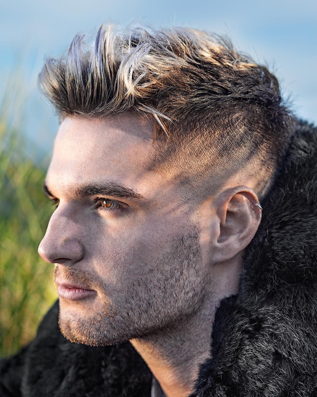 tombaxter_hair-short-mens-haircut-2017-new Latest Hairstyles for Men- 25 New Hair Looks to Copy in 2018