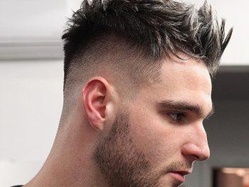 tombaxter_hair short spiky mens haircut 2017 new