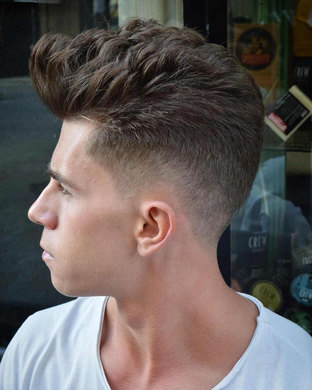 virogas.barber medium mens haircut