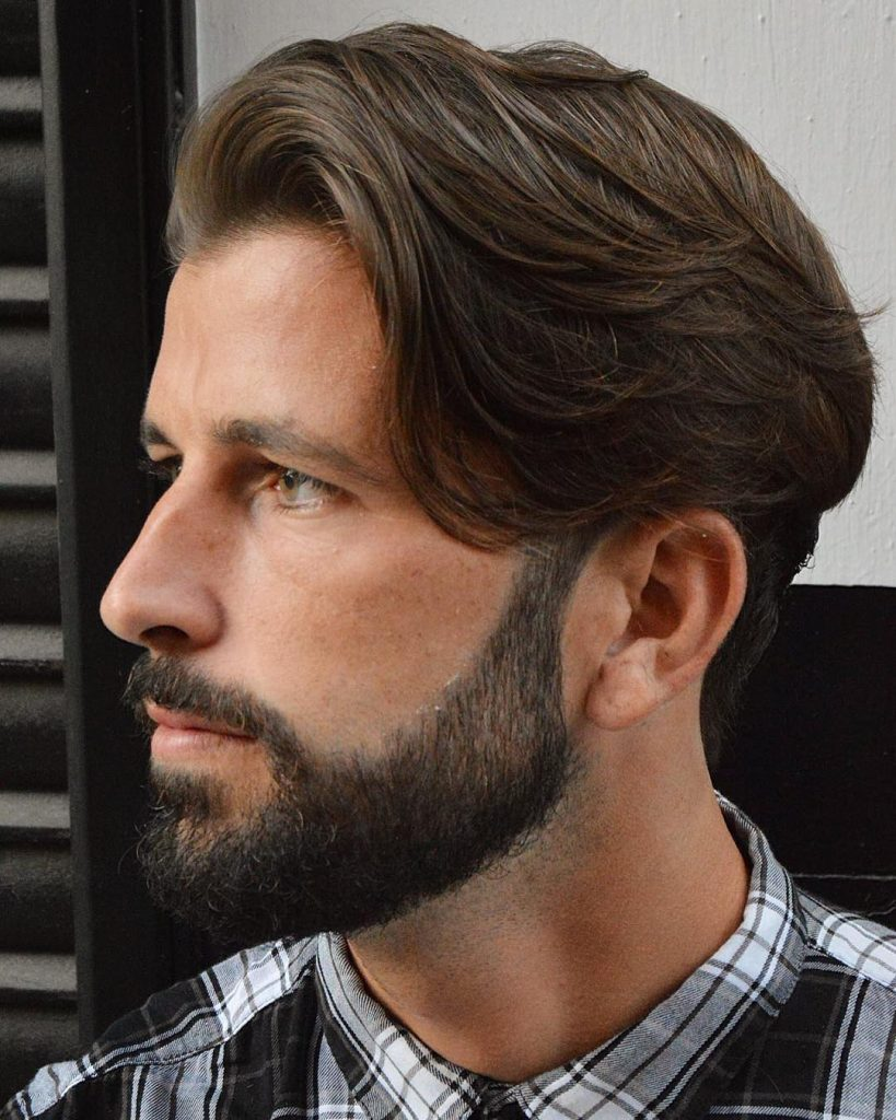 60 Long Hair Haircuts Hairstyles For Men Best Of August 2020