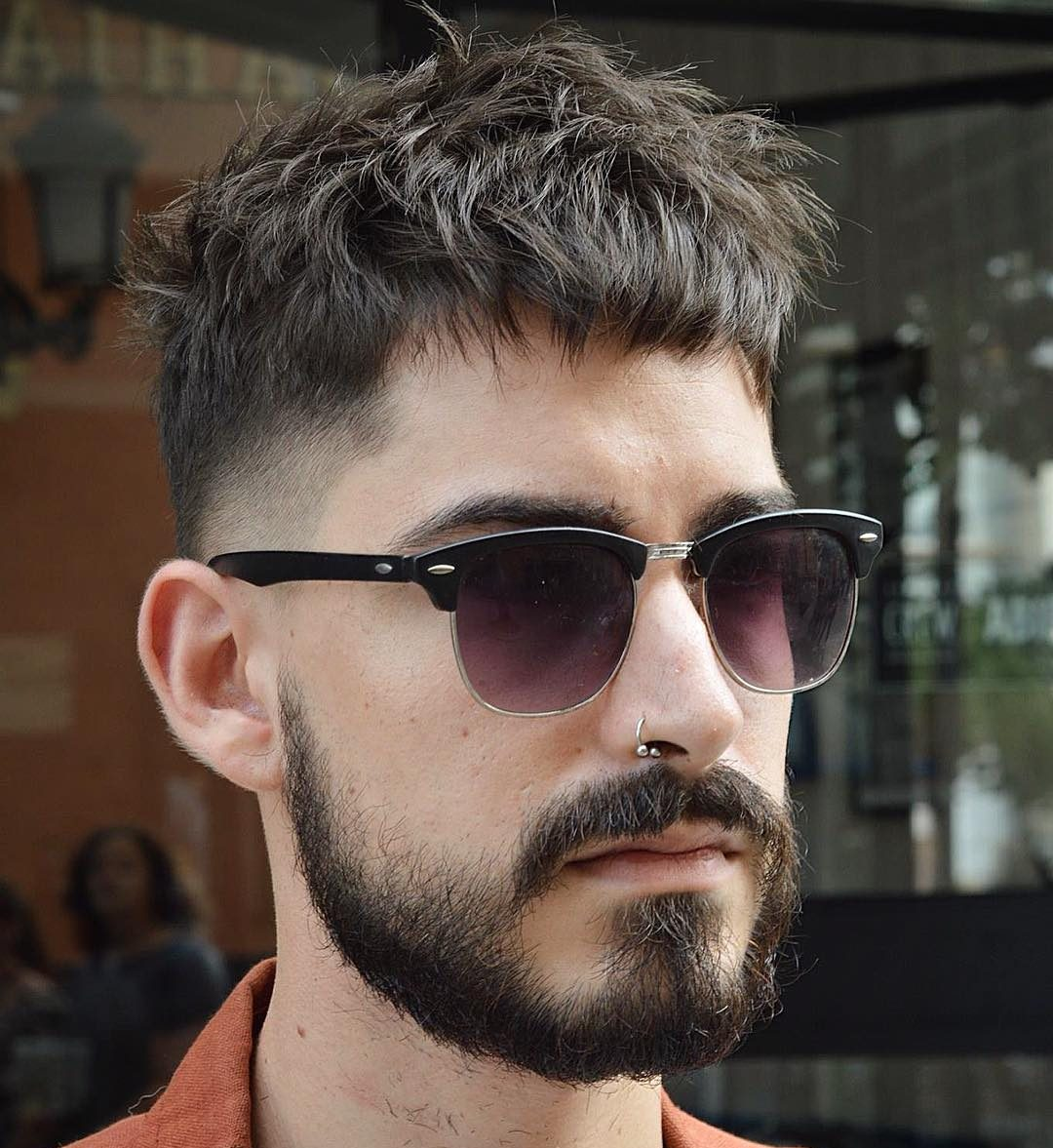 virogas.barber-messy-crop-haircut-short-hairstyle-for-men-2017-new-e1483567174419 Latest Hairstyles for Men- 25 New Hair Looks to Copy in 2018