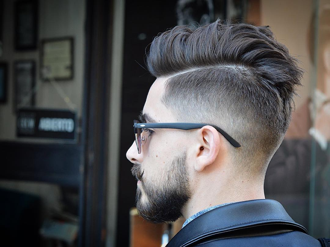 Men Hairstyles: 22 Disconnected Undercut Hairstyles + Haircuts