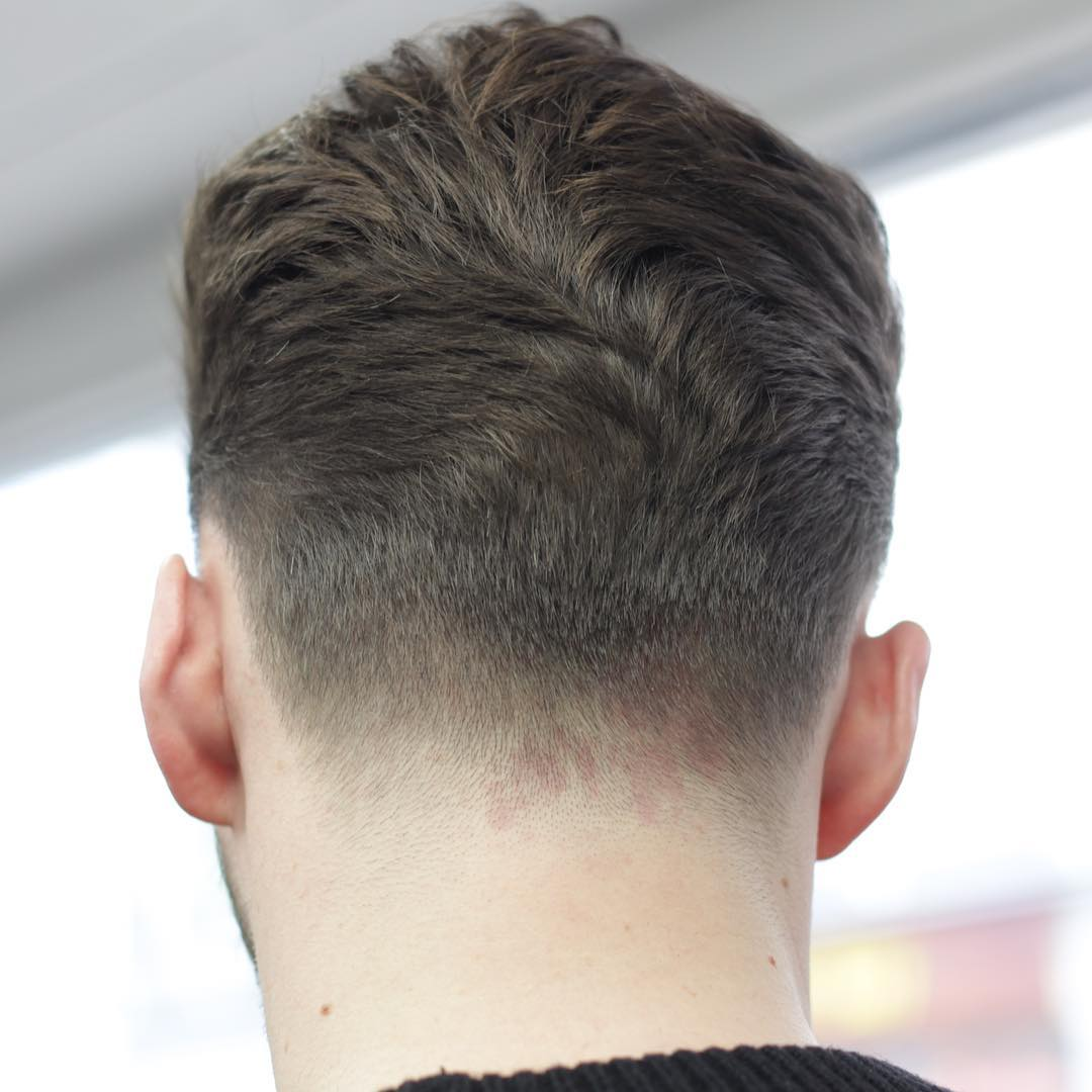 Taper Hairstyles image result for chopped taper haircut men Taper Fade Haircut