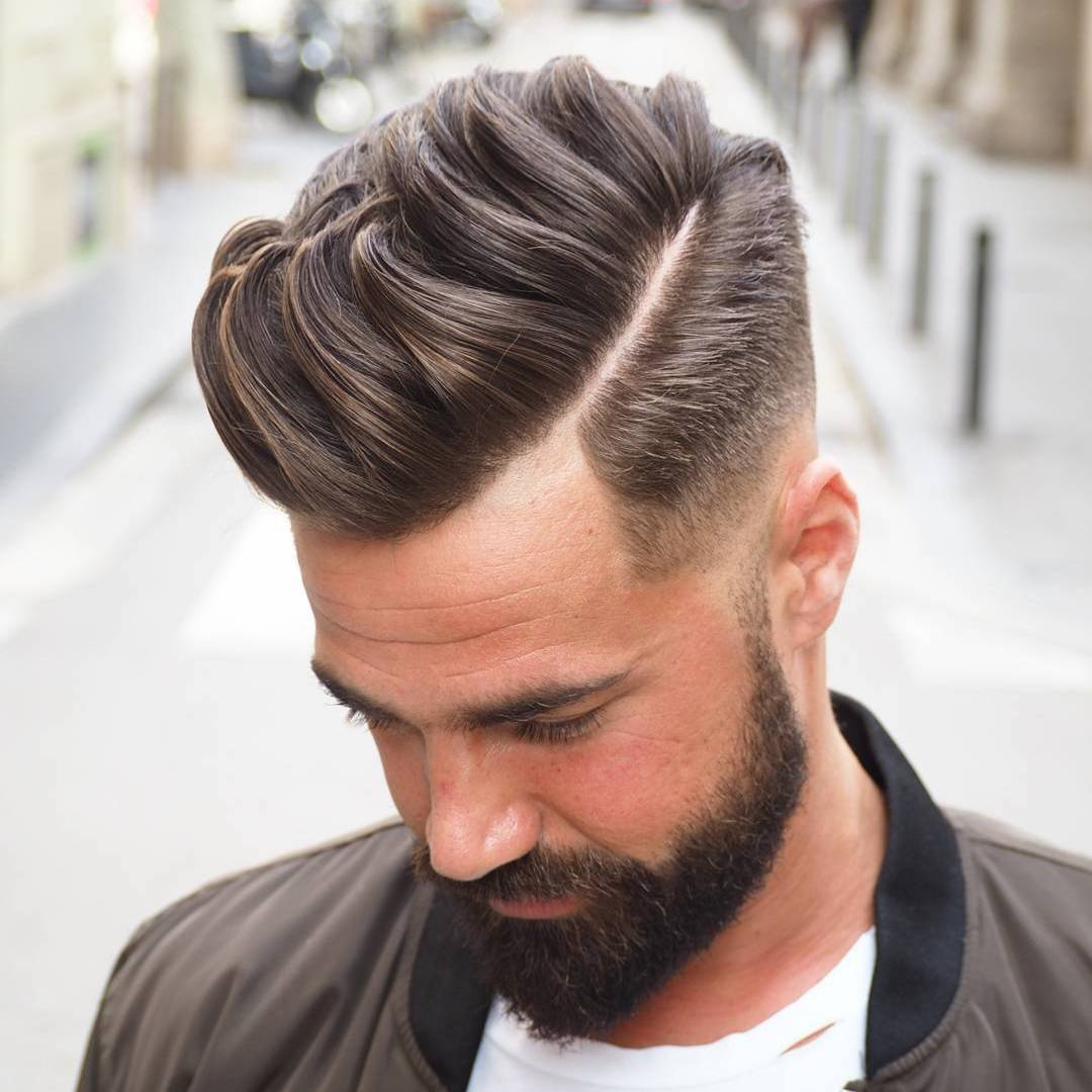 ambarberia long mens hairstyle 2017