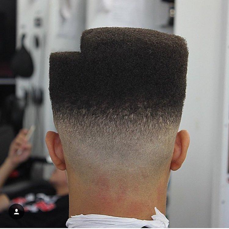 _bonezdagoat step flat top haircut