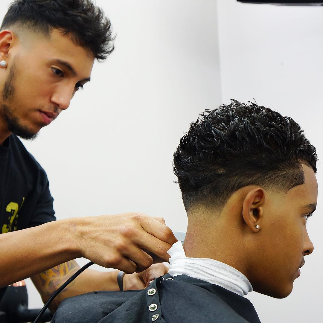 criztofferson short mens haircut 2017