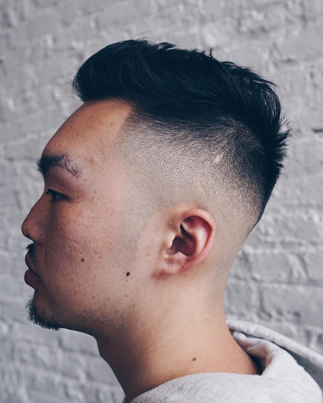 Brilliant High Fade Haircuts Hairstyle Inspiration Daily Dogsangcom