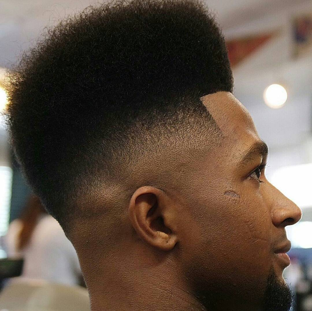 high top hair style high top fade haircut 7241