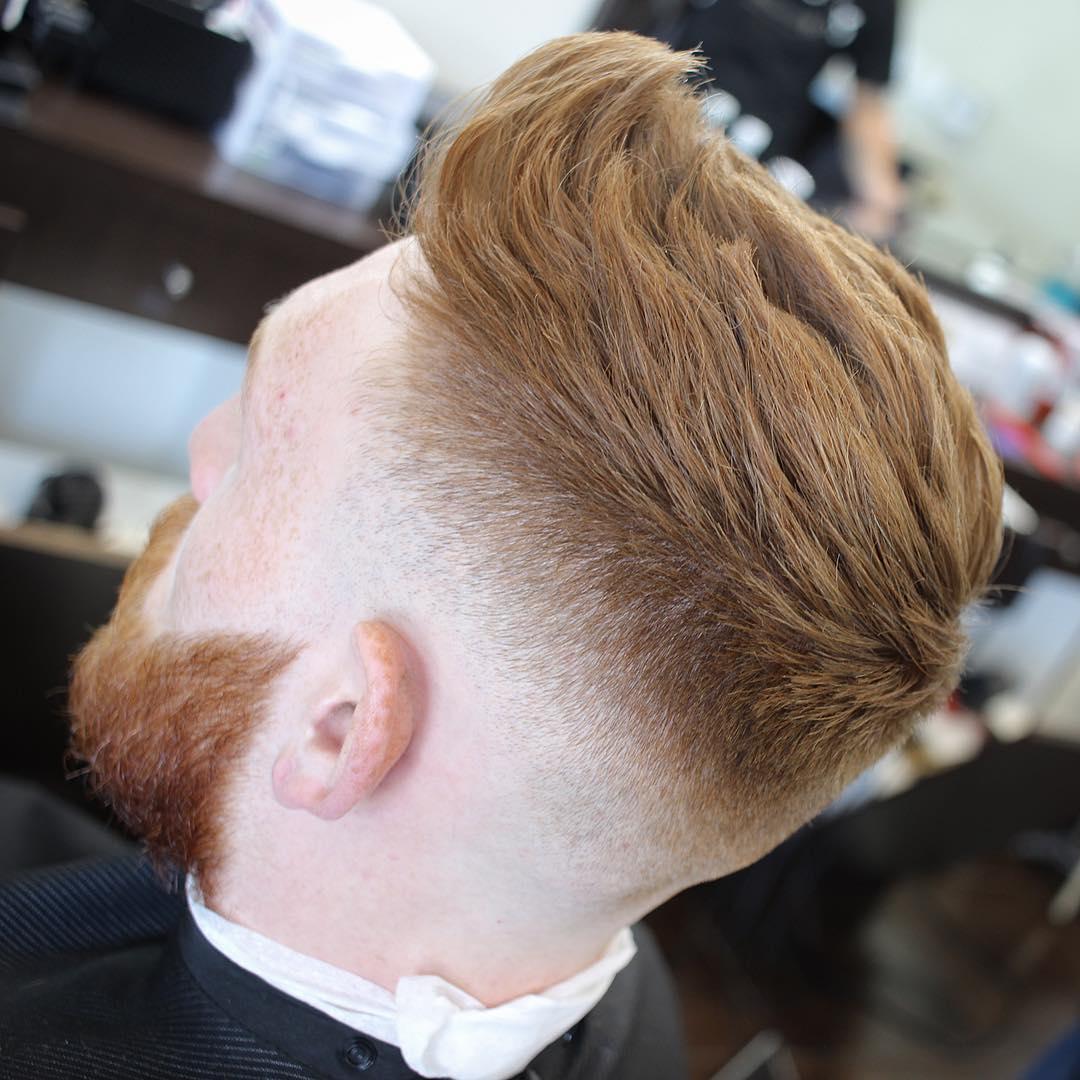 Taper Fade Haircuts - High taper fade haircut