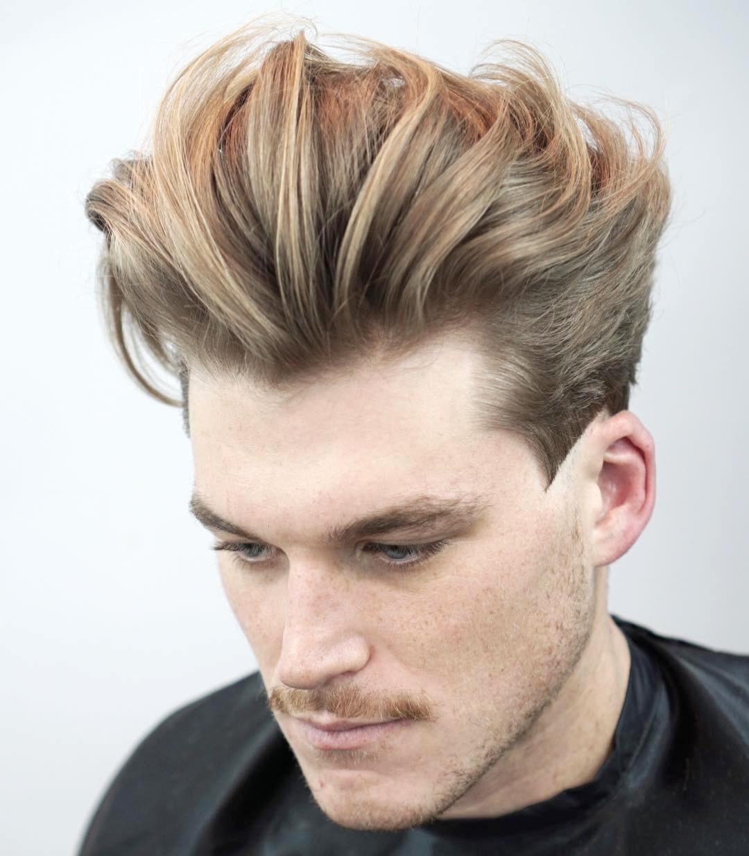 joshlamonaca long mens hairstyles 2017