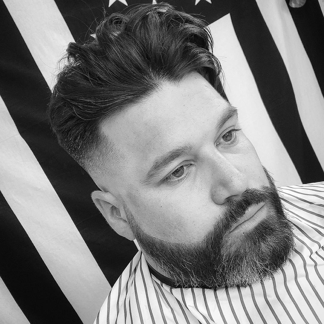 juliuscaesar classic mens haircut 2017