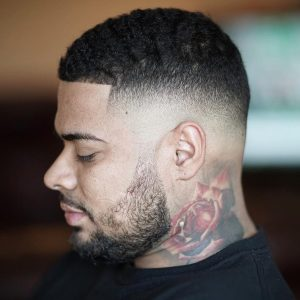 45 Cool Mid Fade Haircuts