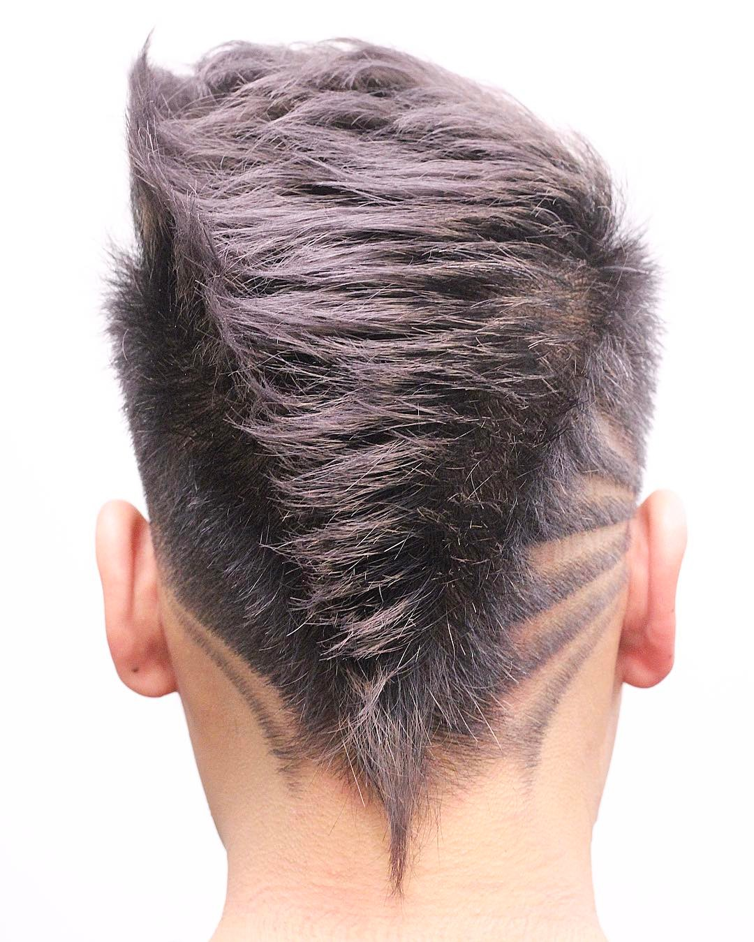 Fade Haircut Mohawk Www Pixshark Com Images Galleries