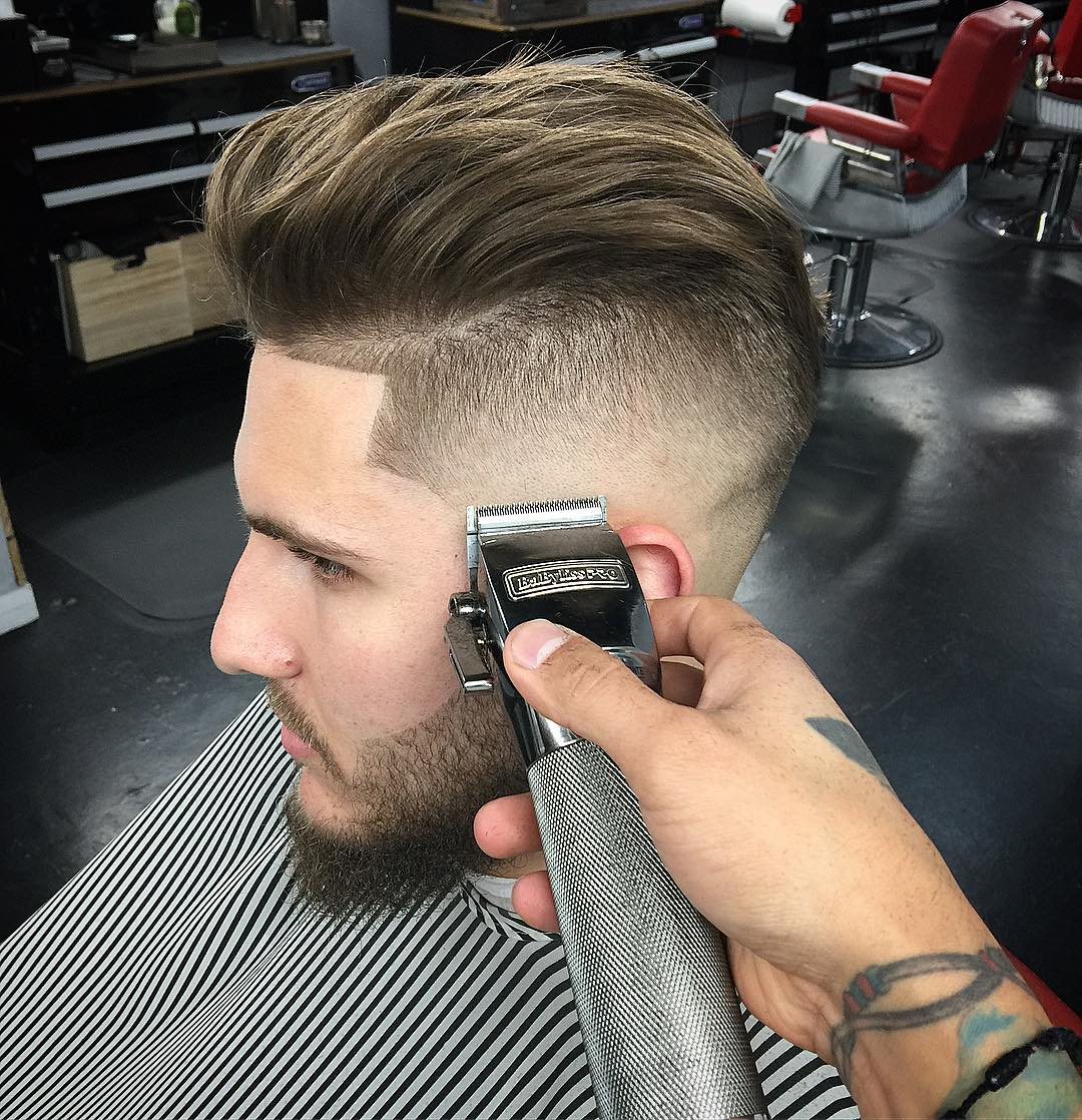 squeakprobarber medium mens haircut