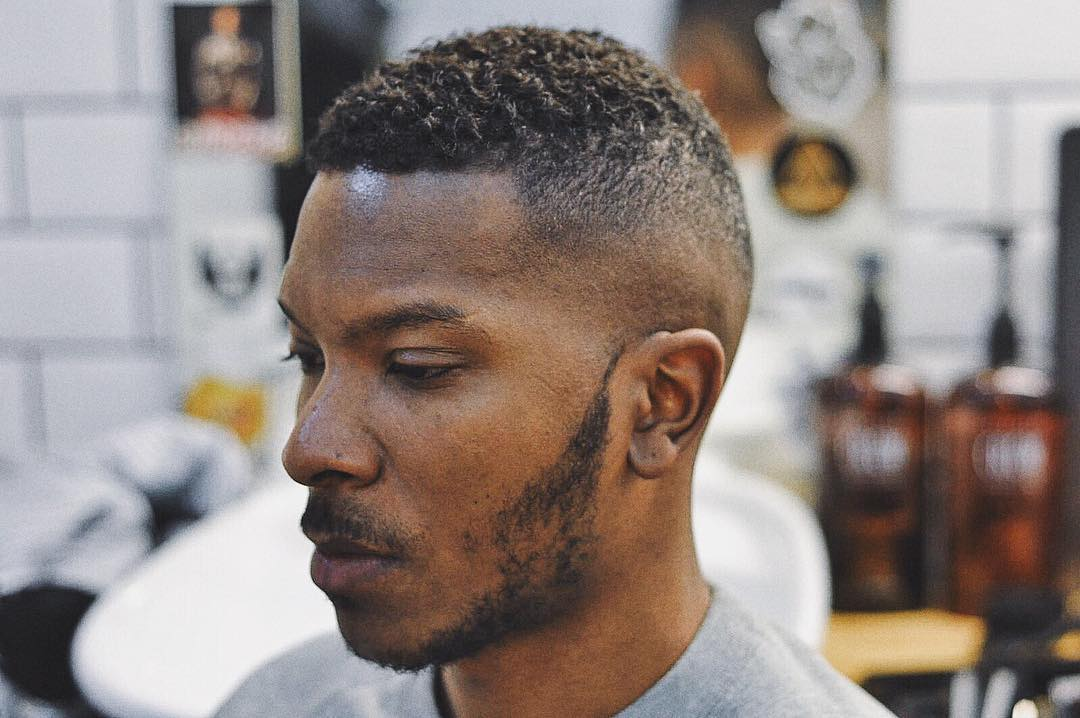 Black Men Hair Cut Styles: Fade Haircuts For Black Men