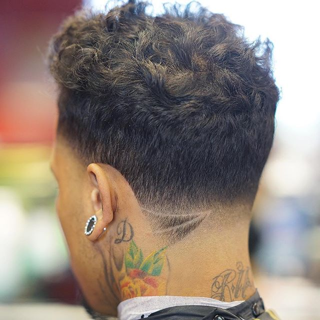 The Best Men's Haircuts To Get In 2019 - image Patty-Cuts-Modern-Haircuts-for-Curly-Hair-Men-X-Ray-Part on https://alldesingideas.com