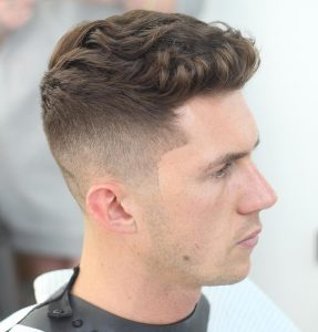 Men's Short Hair Ideas