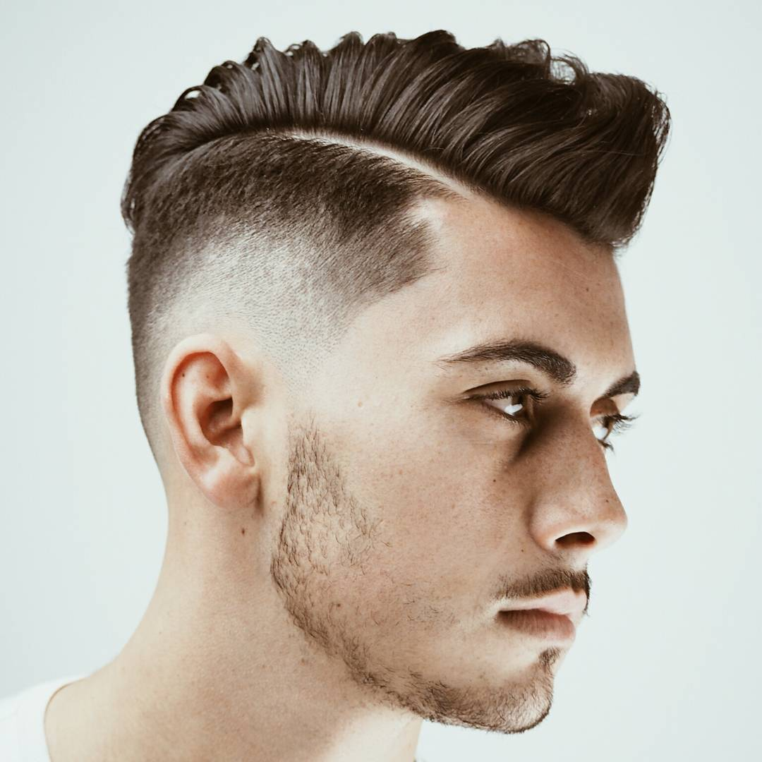 Top 25 Haircuts For Men 2018