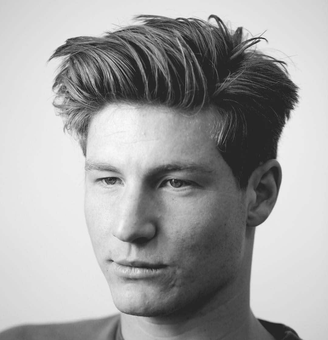 Medium Hairstyles For Men amazing hairstyle