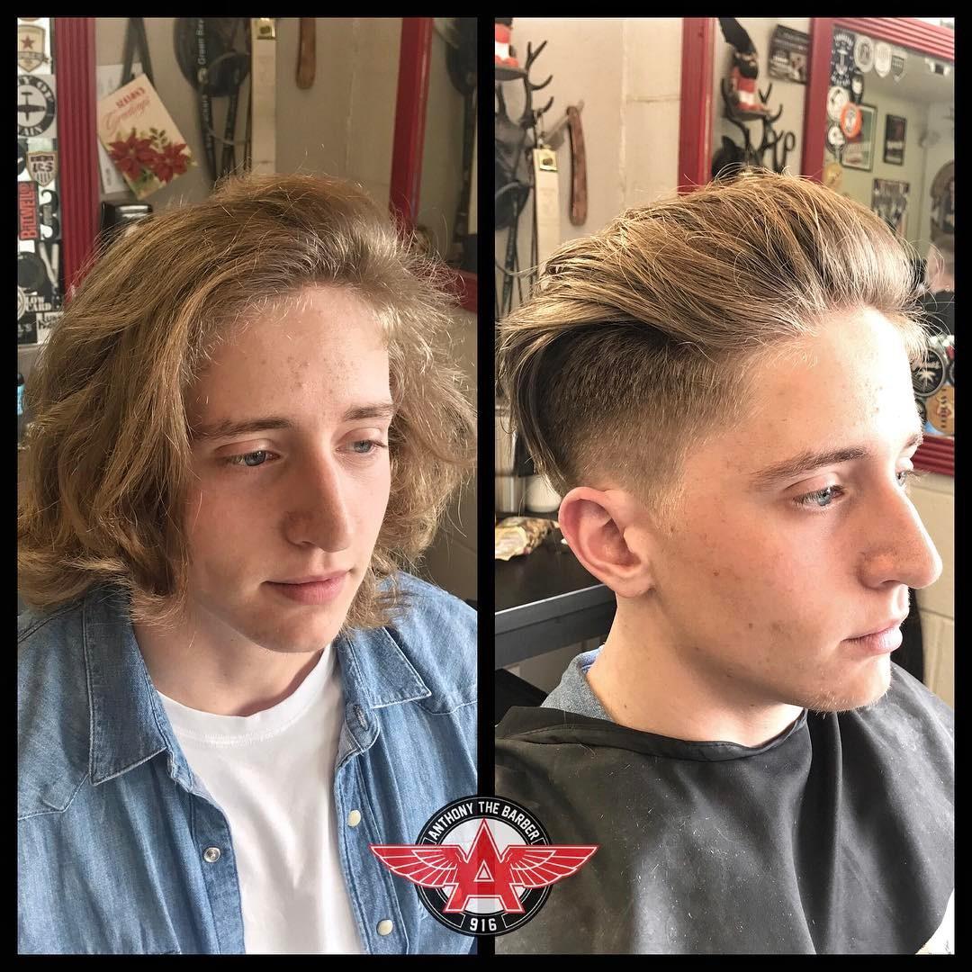 22 Long Hair Ideas For Men Gt Cool Long Haircuts